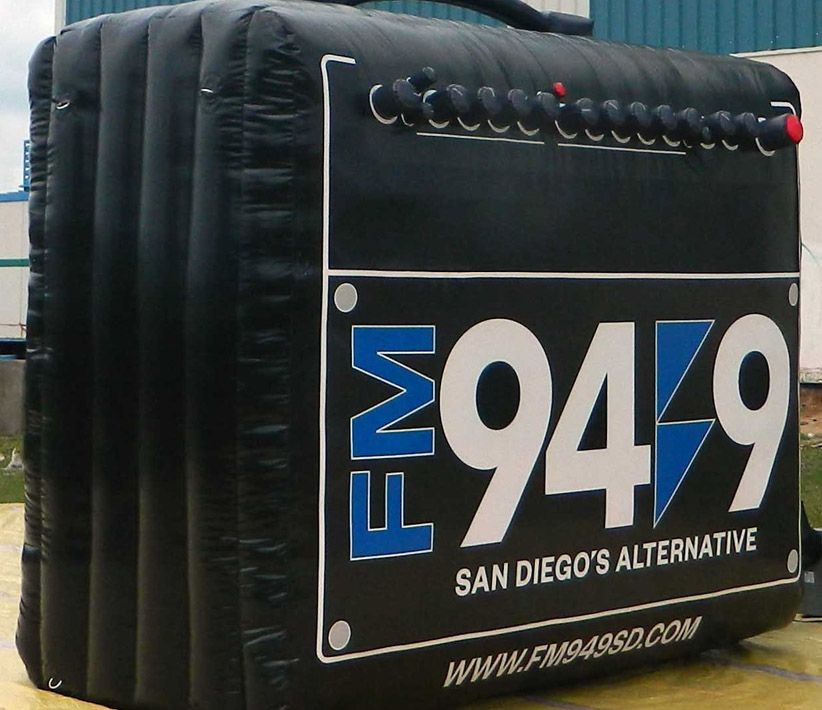 949 FM Amp Inflatable