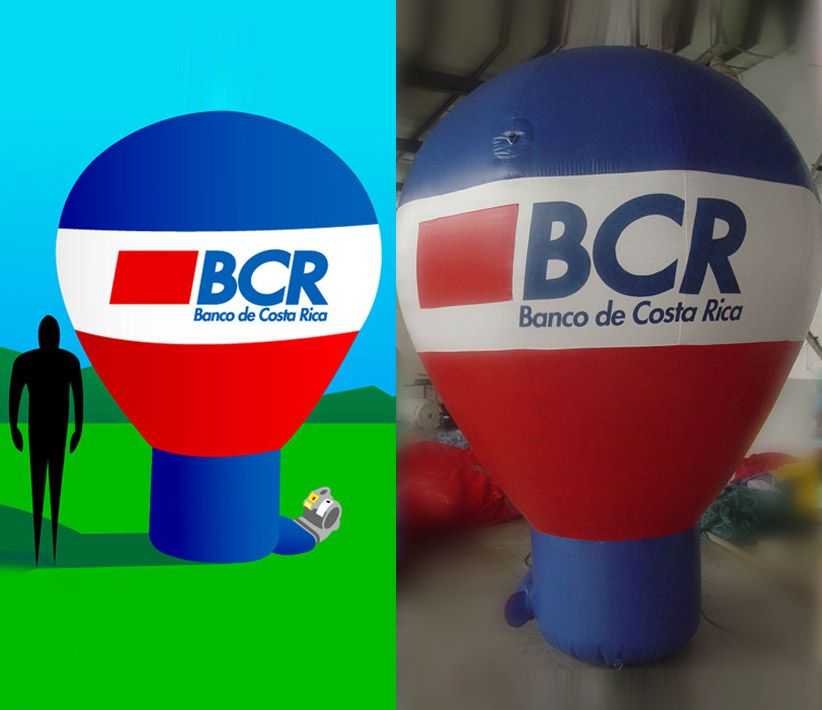 BCR Cold Air Balloon