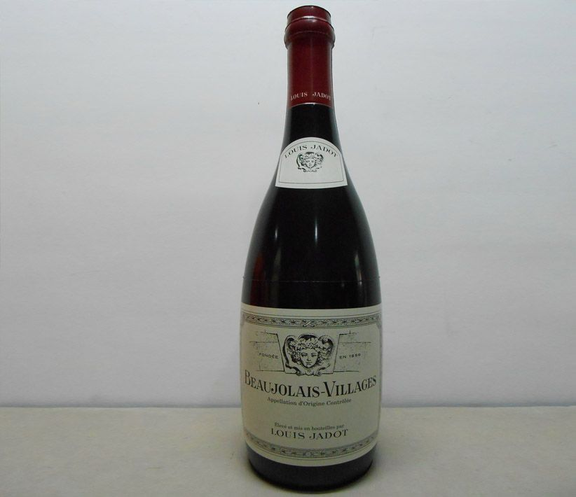 Beaujolais Villages Wine Bottle Inflatable