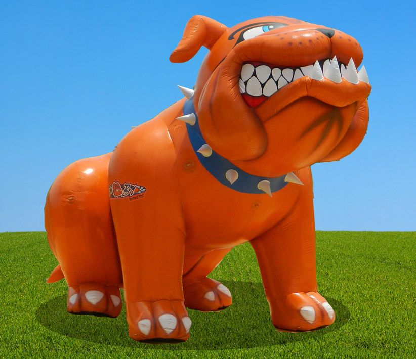 Bulldog Giant Inflatable