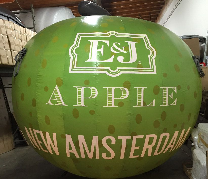 E&J Apple Inflatable
