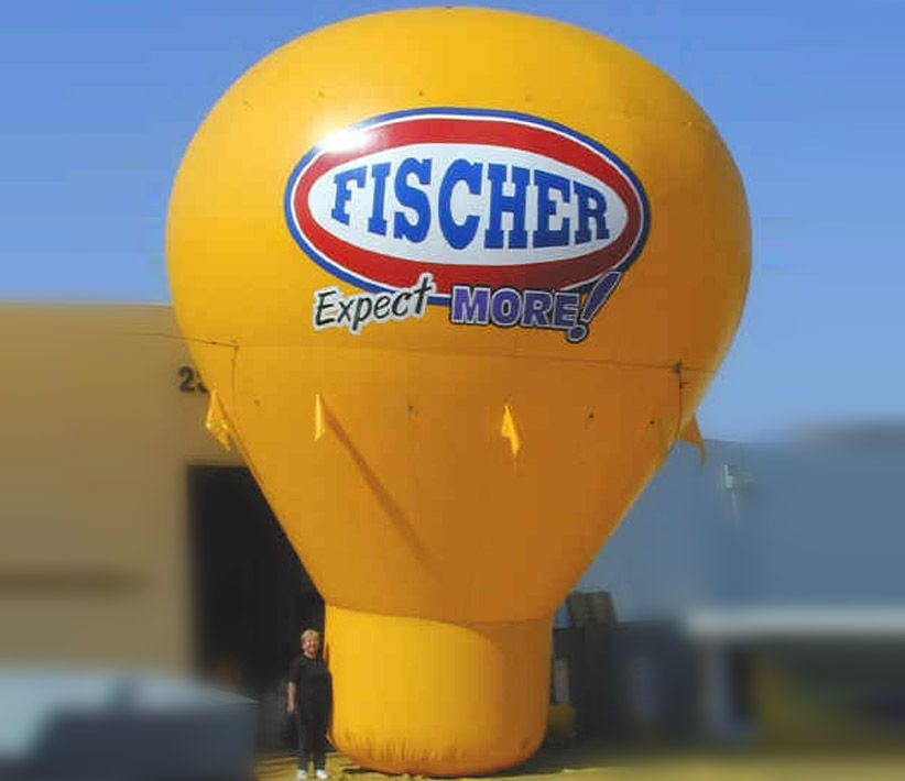 Fischer Large Cold Air Balloon