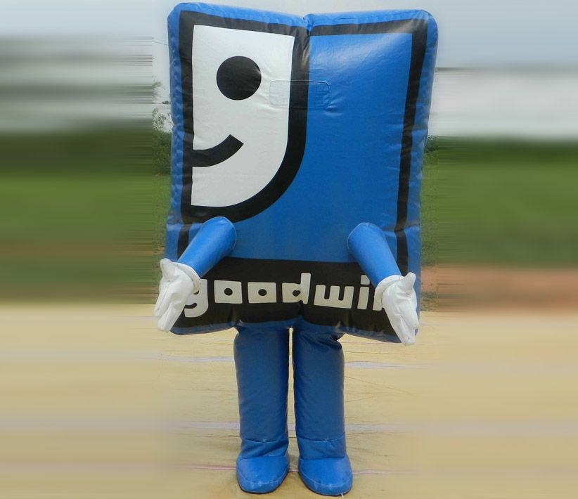 Goodwill Inflatable Costume