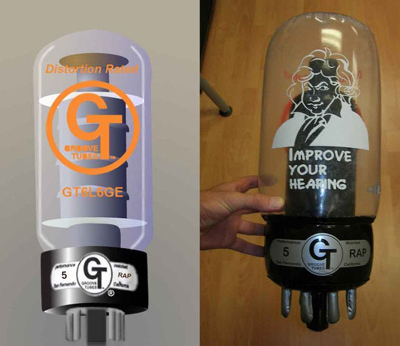 Groove Tubes Inflatables