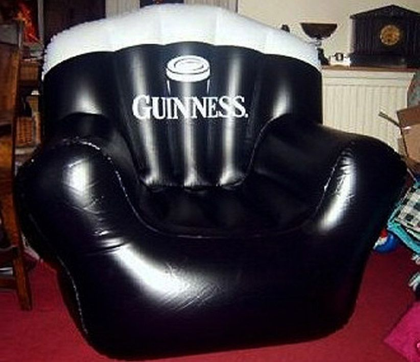 Guinness Inflatable Chair