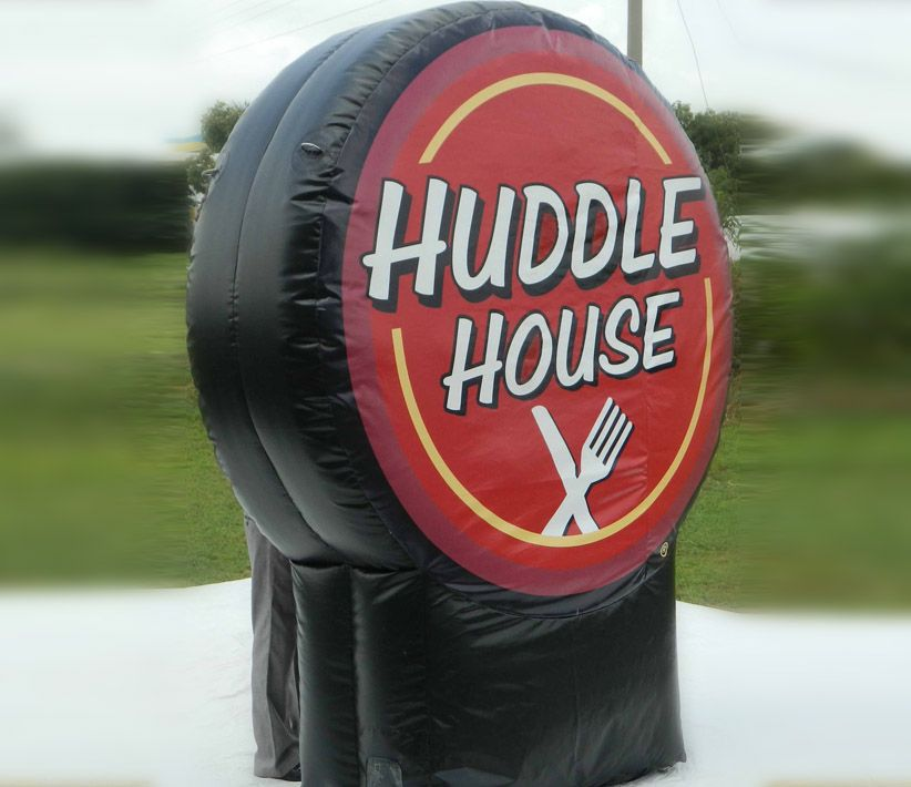 Huddle House Inflatable
