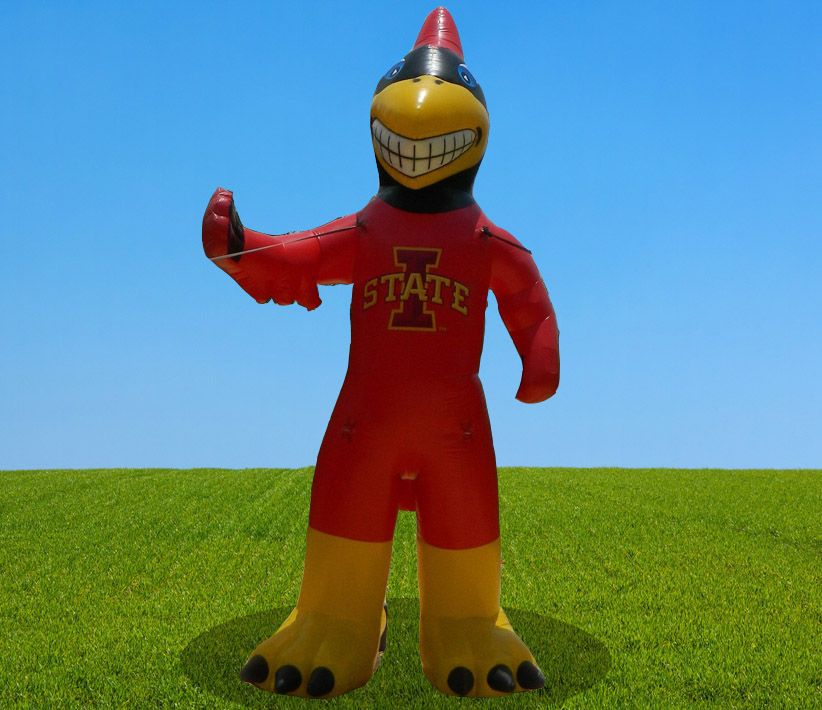 I State Redbird Inflatable