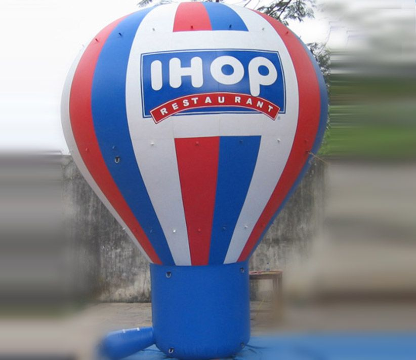 IHOP Cold Air Balloon