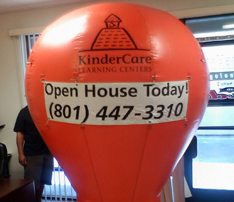 KinderCare Cold Air Balloon