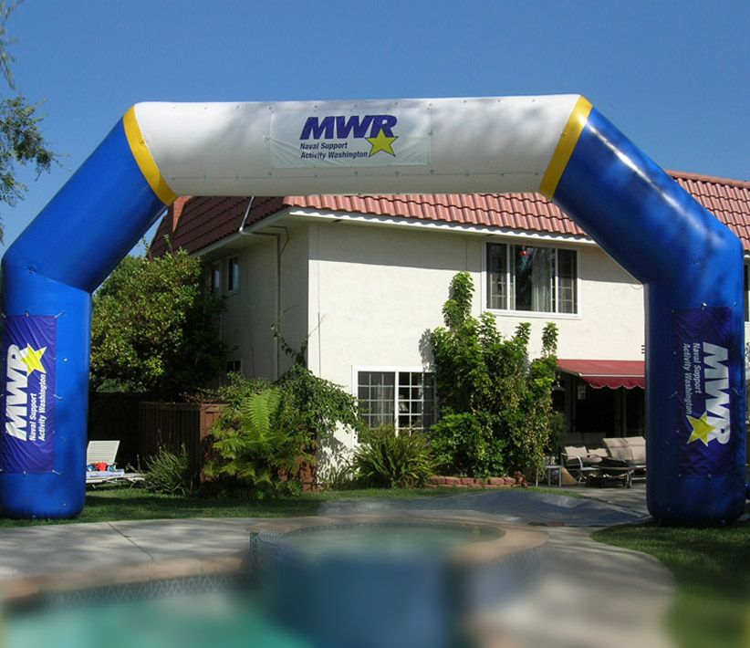 MWR Large Inflatable Arch