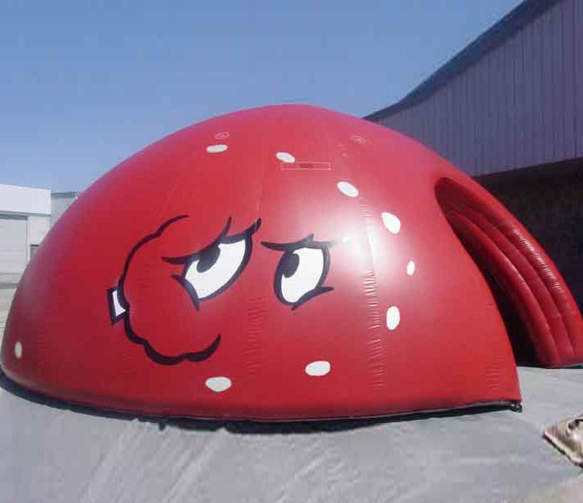 Meatwad Inflatable Tent