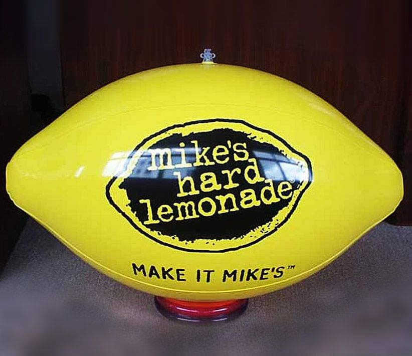 Mike's Hard Lemonade Inflatable Lemon