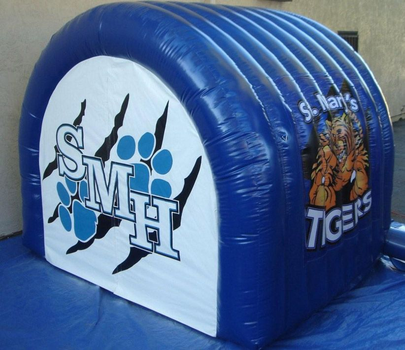 SMH Tigers Inflatable Tunnel