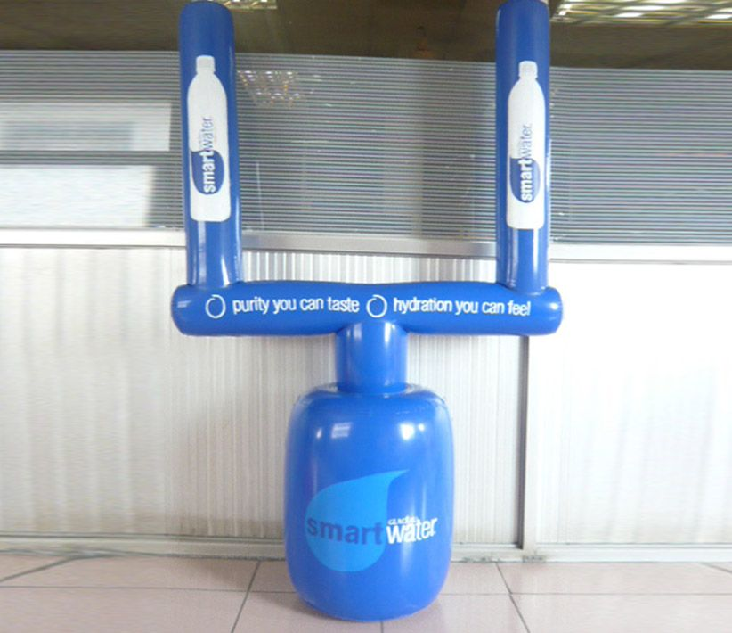 Smart Water Goal Post Inflatable