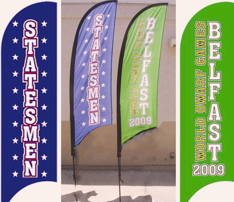 Statesmen Flying Promo Banners