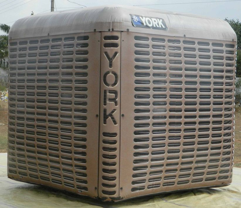 York A/C Inflatable